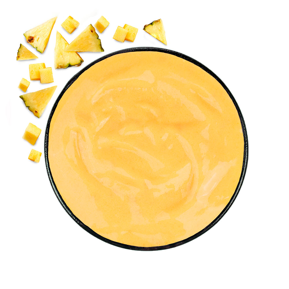 ananas fruitpuree